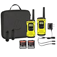 2-Pack Motorola T631 Talkabout Radio Pair Deals