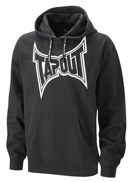 Tapout - Sudadera de Boxeo para Hombre, tamaño L, Color Negro: Amazon.es: Ropa y accesorios