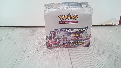 Pokémon - Caja de 36 sobres de cartas de expansión de ...