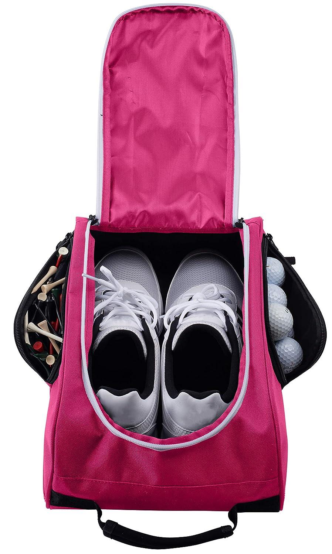 9e87c5482a6fb Athletico - Bolsa de Zapatos de Golf con Cremallera para Zapatos ...