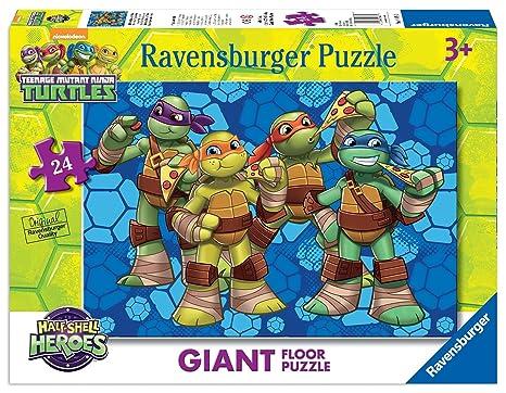 Ravensburger Tortugas Ninja - Puzzle de 24 Piezas 54701 ...