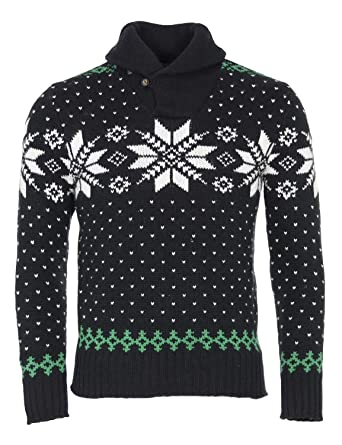 Polo Ralph Lauren Men\u0027s Shawl-Collar Cashmere Blend Sweater (XL, Navy)