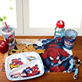Zak Designs Marvel Comics Fork and Spoon