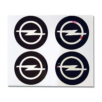 4 X 55 Mm Durchmesser Opel Rad Mitte Kappen Aufkleber Self Adhesive Emblem Decals Billig