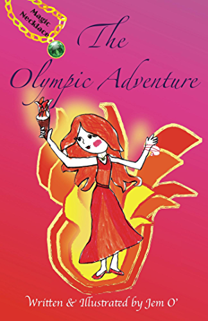 The Olympic Adventure: Magic Necklace Series (Volume 1)