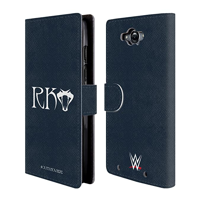 Official WWE RKO Snake Randy Orton Leather Book Wallet Case Cover For Motorola Droid Turbo: Amazon.es: Electrónica