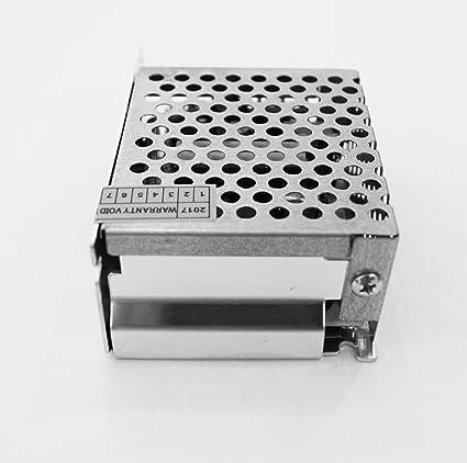 JDS2012A//JHJDS2022A 200MSa//s LCD Oscilloscope Stockage num/érique TFT Portable 20MHz 100-240V Rosvola Oscilloscope num/érique JDS2012A // Nous