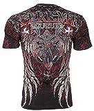 Xtreme Couture AFFLICTION Men T-Shirt BOLD CIPHER