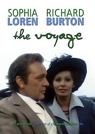 Amazon.com  The Voyage  Richard Burton 179e821c3deb