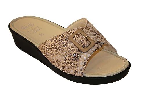 Auténtico Sitios web en línea Zapatos beige Scholl para mujer 2018 precio más nuevo barato cd7Zp7a