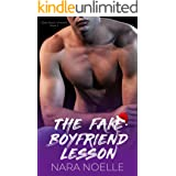 The Fake Boyfriend Lesson: An Enemies to Lovers Holiday Standalone Romance (West Seoul University Book 3)