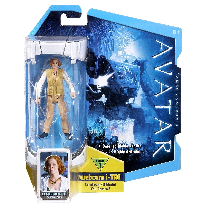 James Camerons Avatar RDA Dr Grace Augustine Action Figure Mattel R2299 27084806021