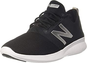 New Balance Fuel Core Coast Zapatillas Hombre Negras: Amazon.es ...
