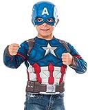 Marvel Captain America: Civil War Captain America Muscle ChestShirt