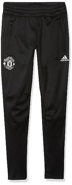 adidas EU TR PNTY Pantalón de Línea Manchester United FC, Niños ...