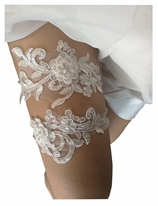 Review Wedding garters for bride