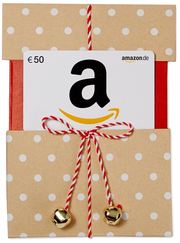 Amazon.de Geschenkkarte in Geschenkkuvert (Beige mit Punkten) - mit kostenloser Lieferung per Post Amazon EU S.à.r.l.