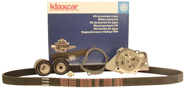 Klaxcar 40507Z - Kit Distribución Con Bomba De Agua: Amazon.es: Coche y moto