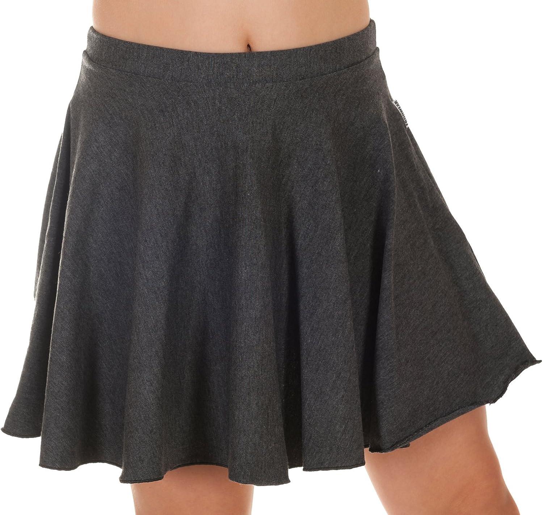 Jandaz 96/% Girls Cotton Skater Ballet Dance Skirt School WEAR Made in EU
