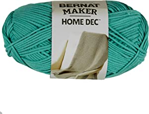 Bernat Maker Home Dec Yarn, Aqua