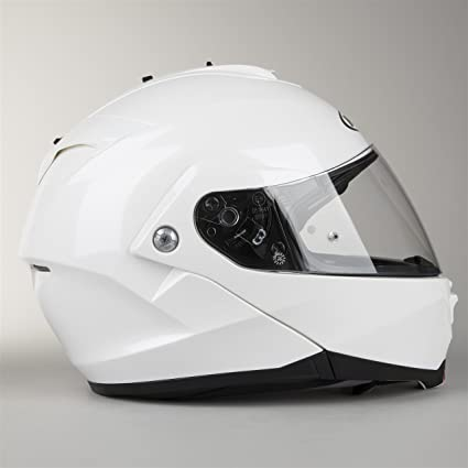Casco modular HJC Is-Max 2, color negro metálico, tamaño XS (53/54): Amazon.es: Coche y moto
