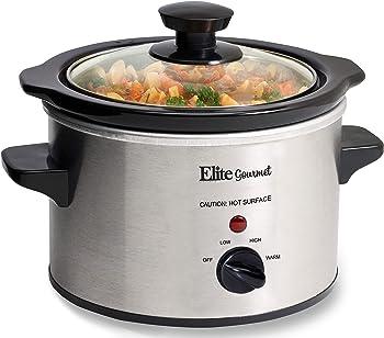 Elite Gourmet MST-250XS Slow Cooker