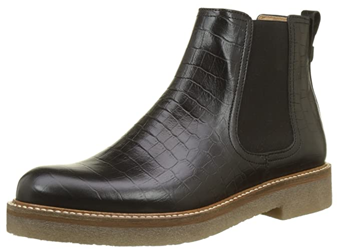Oxfordchic Mujer y Kickers Amazon es Zapatos complementos Botines dnqpvx8Bxw