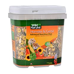 Wild Harvest | WH-83543 Advanced Nutrition Food for Hamsters