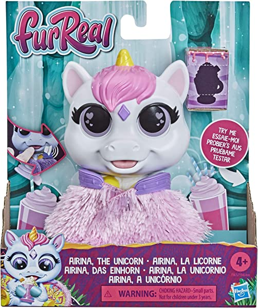 FurReal Airina The Unicorn