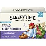 Celestial Seasonings Wellness Tea, Sleepytime Sinus Soother, 20 Count (Pack Of 6)