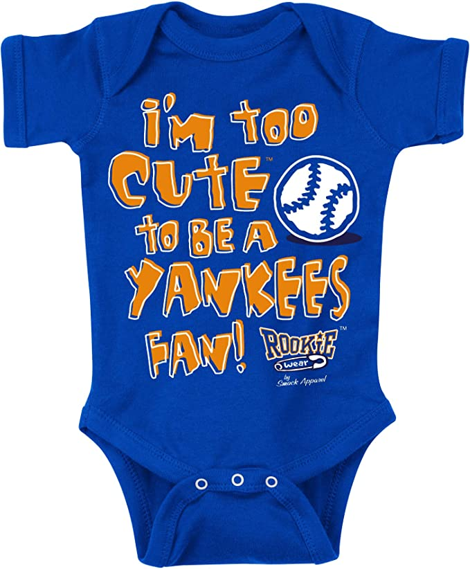 Born an Astros Baseball Fan Baby Bodysuit Cute New Gift Choose Size /& Color