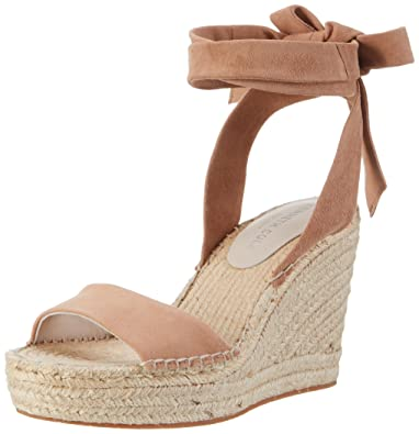 Kenneth Cole Damen Odile Espadrilles, Beige (Buff 256), 41 EU