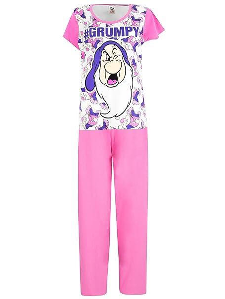 Disney Gruñón - Pijama para mujer - Grumpy - XX Large