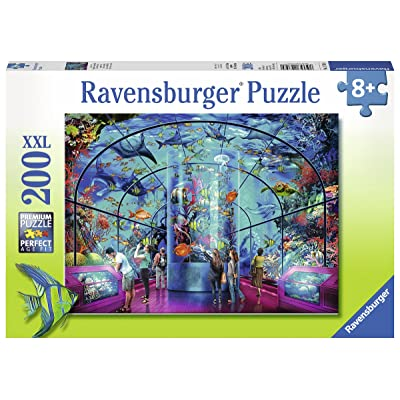 Ravensburger 12758 Aquatic Exhibition Jigsaw Puzzles: Toys & Games