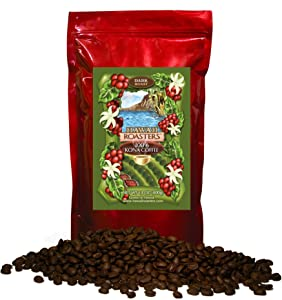 Hawaii Roasters 100% Kona Coffee – Dark Roast