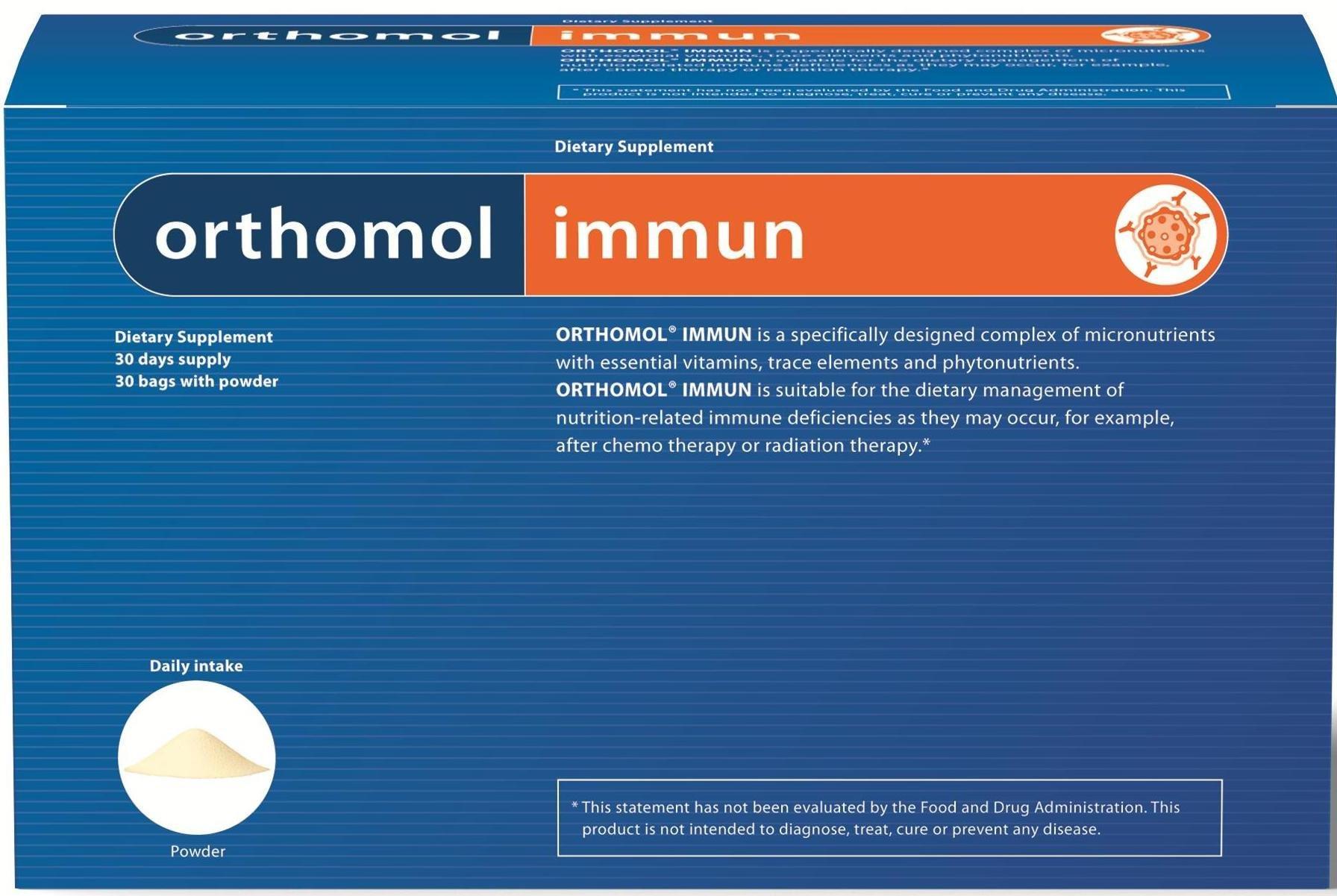 Original Orthomol® Immun - Powder