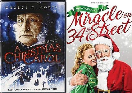 Original Christmas Carol Movie.Amazon Com Discover Joy Of Christmas Holiday Movie Pack