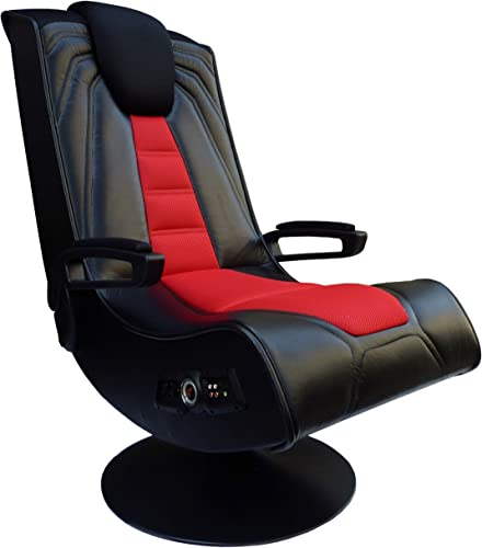 Ace Casual, 5149201, Pedestal Extreme III 2.1 Sound Wireless Video Foldable Gaming Chair
