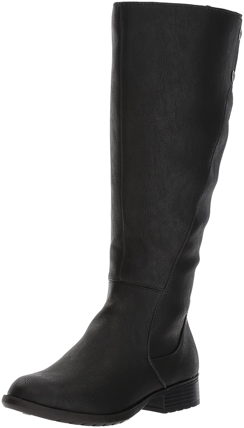 LifeStride Women's Xripley-Wc Riding Boot B07218YSL5 9.5 B(M) US|Black 4