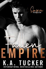 Fallen Empire (Dirty Empire Book 4) Kindle Edition