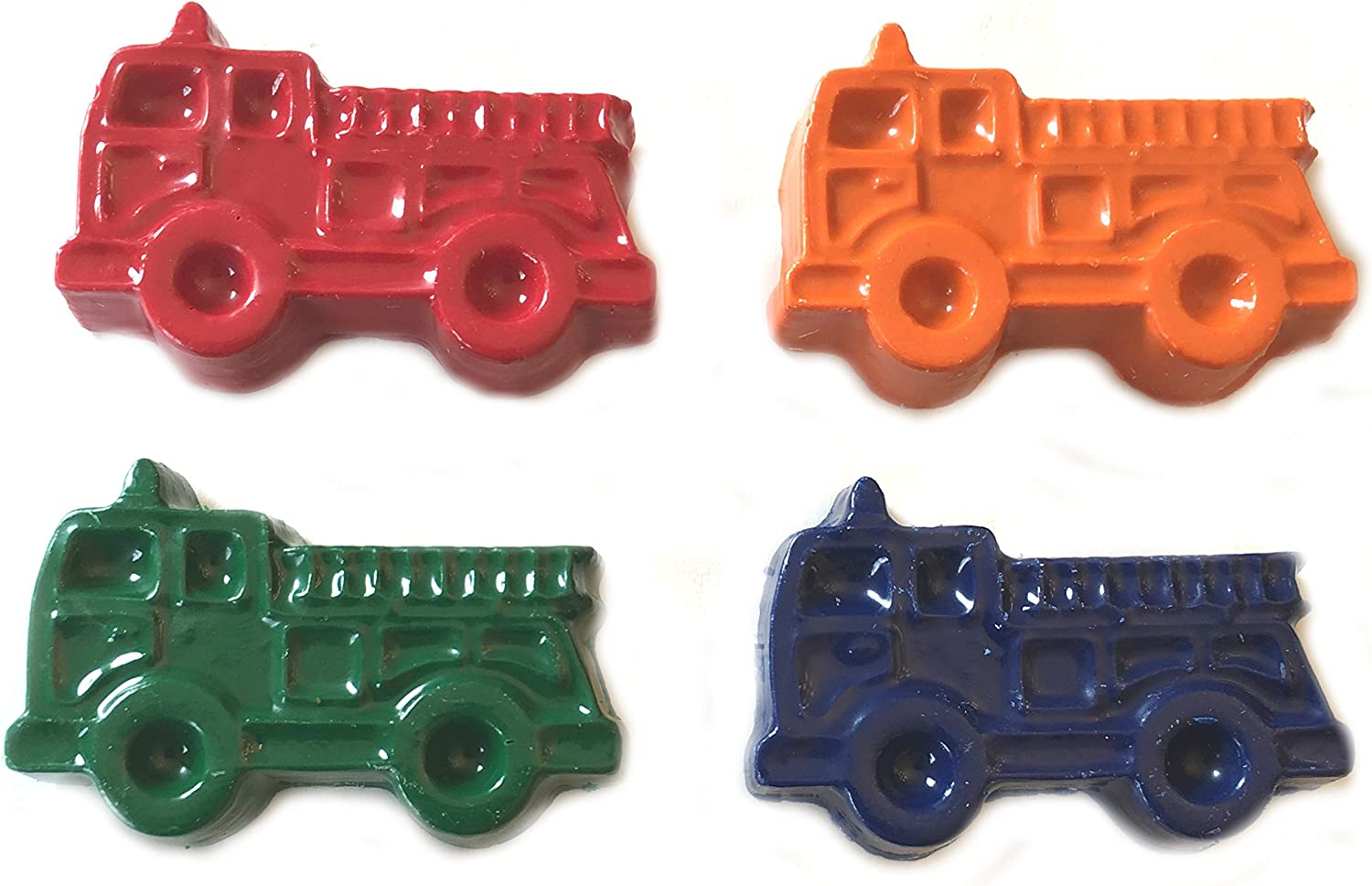 Handmade Car shaped crayons Party favours Party bag Transport Travel