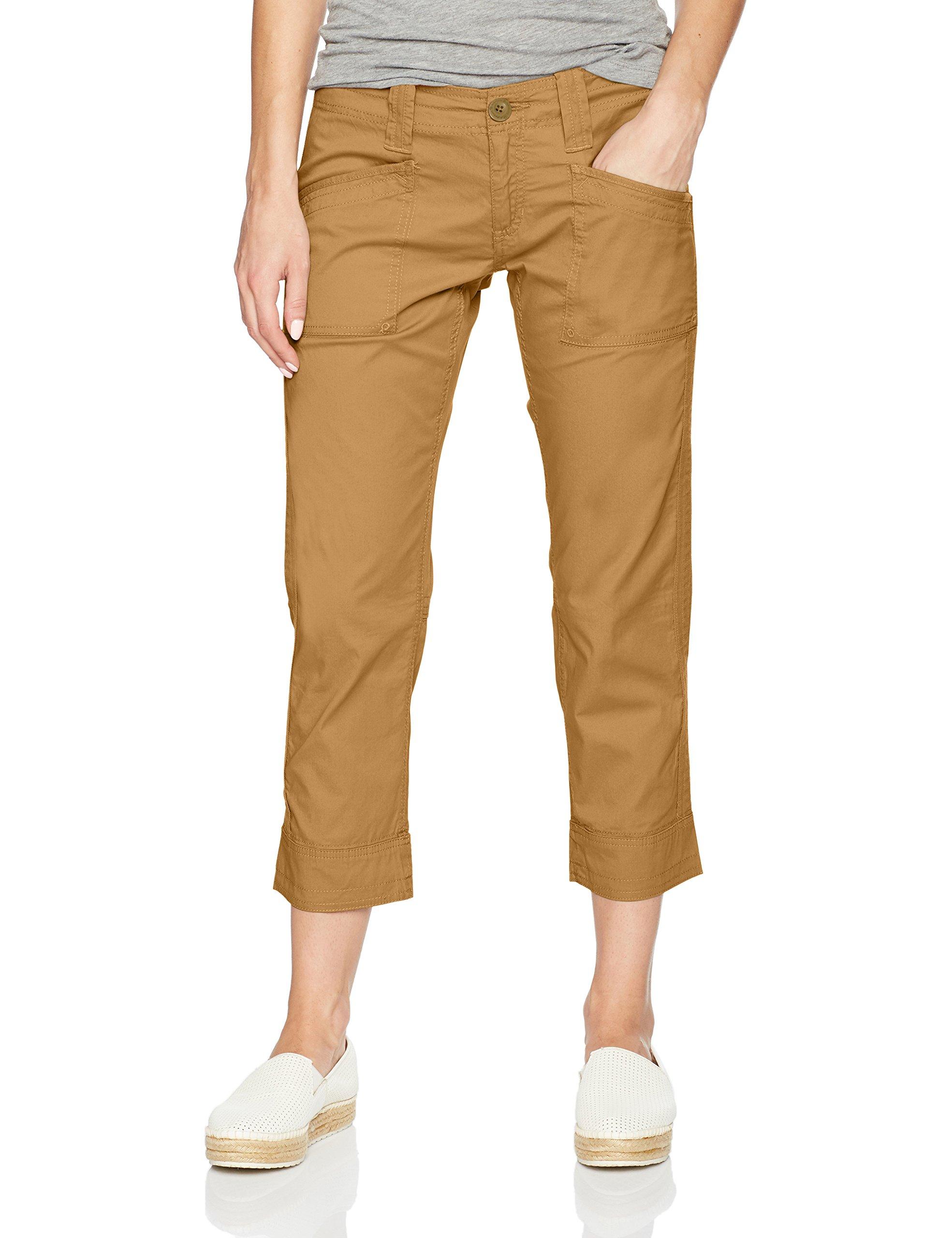 Aventura Women's Arden Slimmer Pant, Dark Khaki, 10