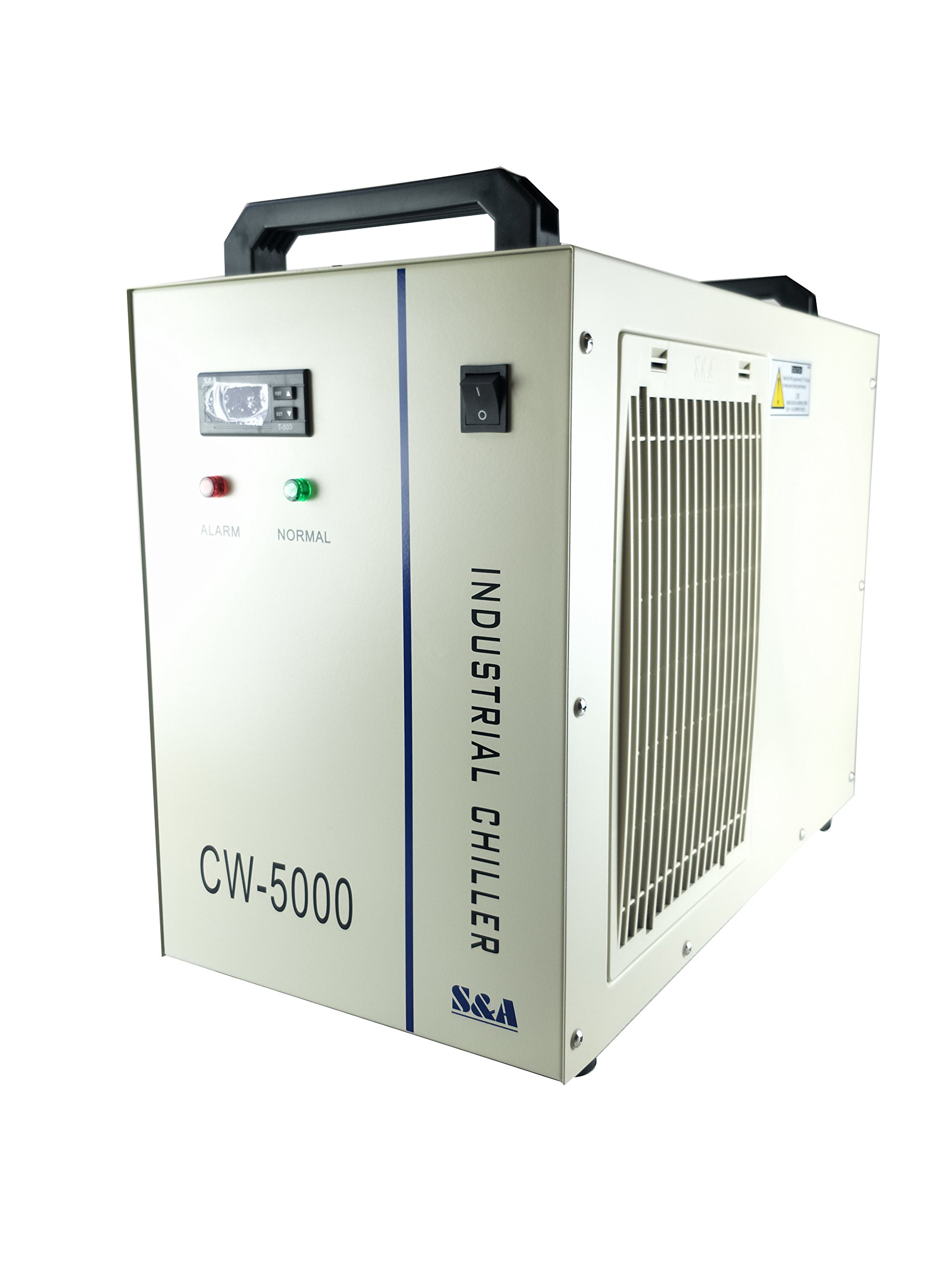 Industrial Water Chiller for CNC/ Laser Engraver with refrigerat CW-5000 series by TEYU (Image #1)