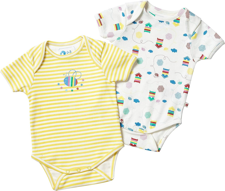 Koala Print Chemical Free Organic Cotton Orangutan Baby Boy Piccalilly Baby Sleepsuit with Feet Unisex Baby Girl Soft Jersey