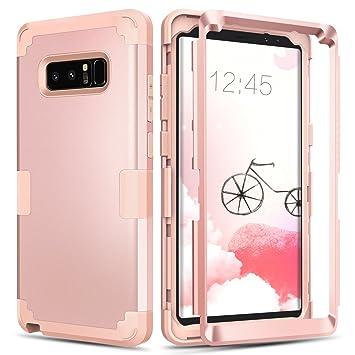 8f11215ad16 BENTOBEN Funda Samsung Galaxy Note 8, Fundas Galaxy Note 8, Carcasa Cover  Case 3