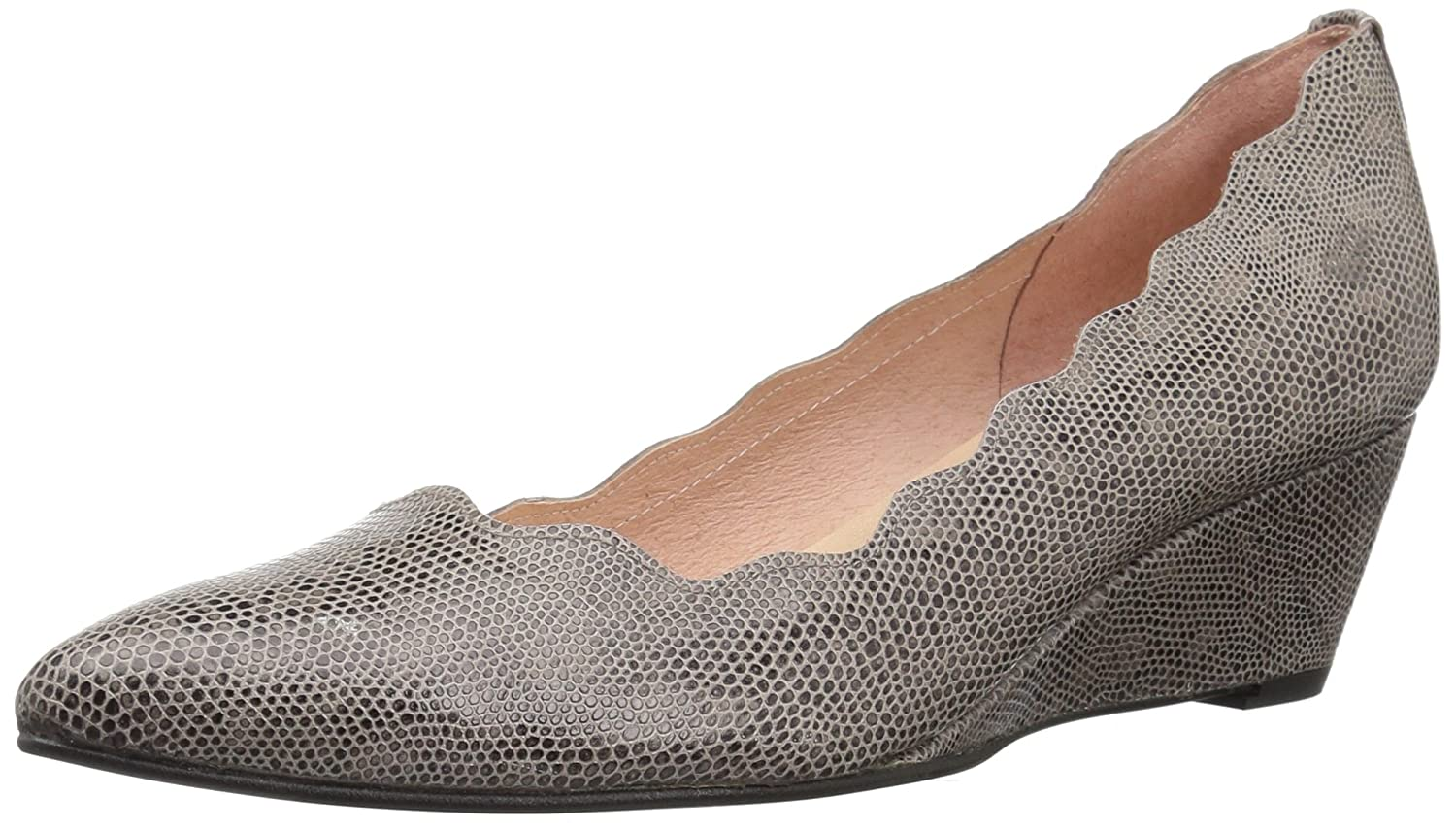 French Sole FS/NY Women's Terrazzo2 Platform B0763ZFJ1S 10.5 B(M) US|Natural