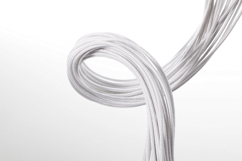 Phanteks PH-CB-CMBO_WT Cable de alimentación Interna - Cables de alimentación Interna (Negro, Blanco): Amazon.es: Informática