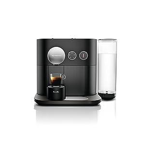 Breville-Nespresso USA BEC720BLK Nespresso Expert by Breville, Black Espresso & Coffee Maker