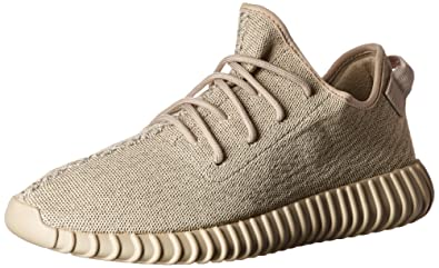 "7552c9835 adidas Mens Yeezy Boost 350""Oxford Tan Light Stone/Oxford Tan Fabric  ..."