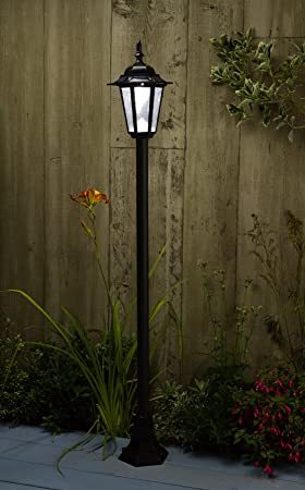 Smart Solar Kingston Lamp Post Light Heigh Amazon Co Uk